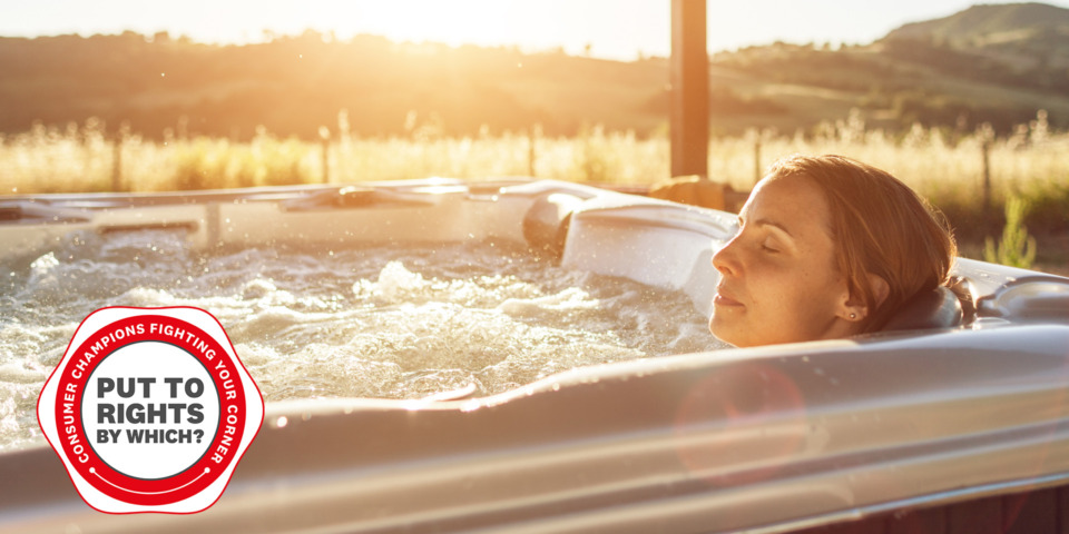 CleverSpa customer can relax after Which? gets fault fixed