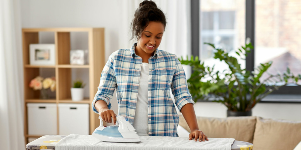 10 ironing tips to get clothes looking their best