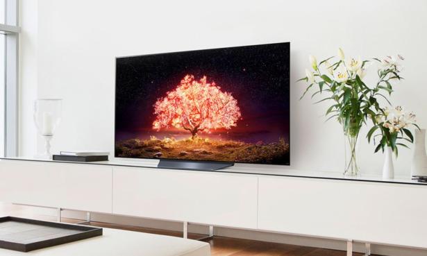 LG OLED55B16LA 4K OLED TV