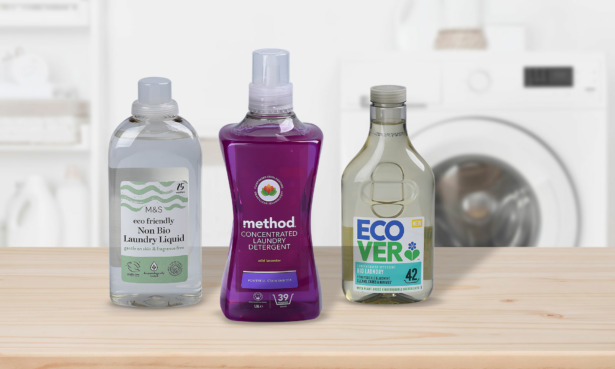 Eco friendly laundry detergent