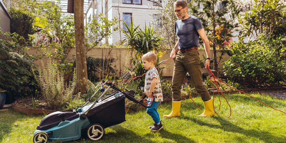 How much do you really need to spend on a lawn mower?