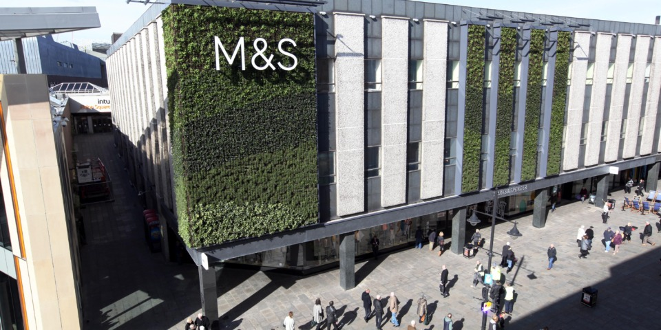 How shopping at M&S is changing – from St Michael to sushi