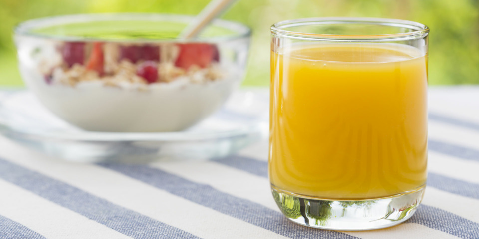 Fresh vs chilled vs long-life orange juice: is it worth paying more?