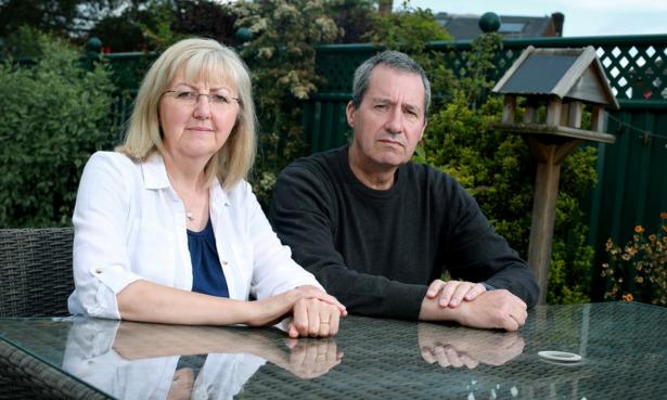 Julie and Mark Berentzen