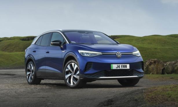 VW ID.4 electric SUV