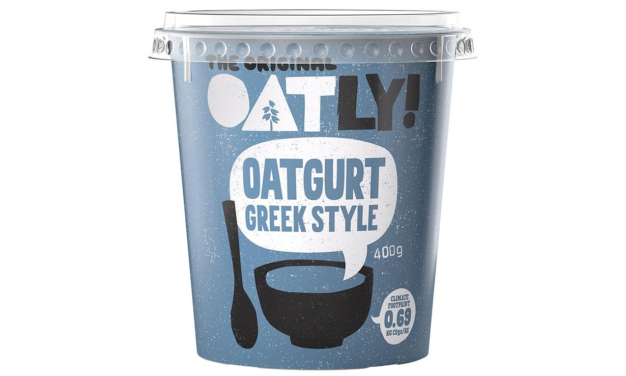 Oatly Oatgurt Greek Style