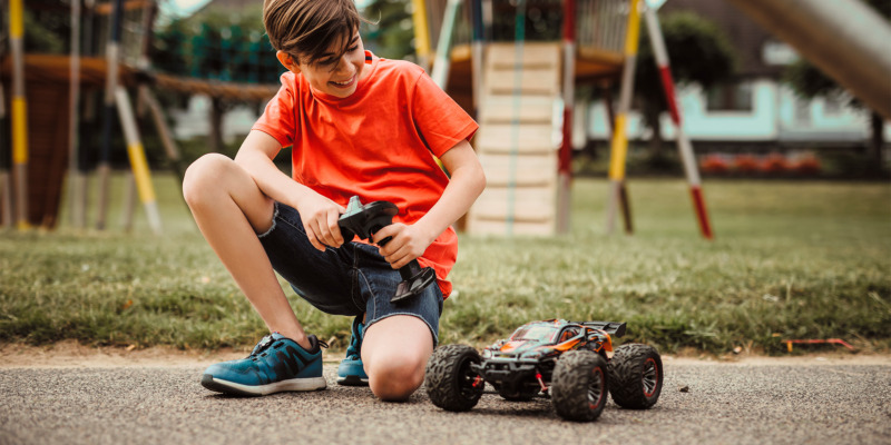 Five mistakes to avoid when buying a remote control car