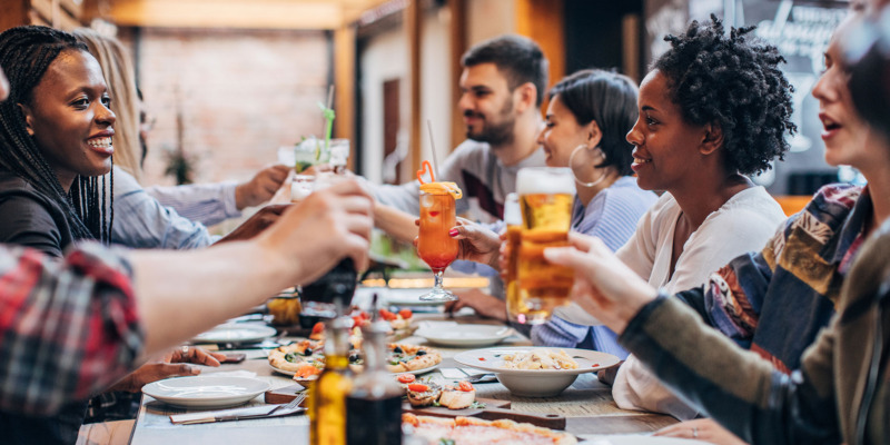 Six ways to save money on eating out