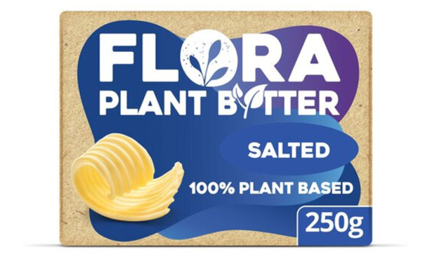 Flora Plant B+tter Salted