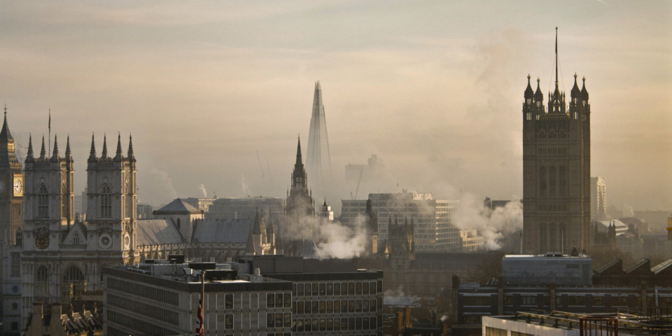 Five ways to reduce your exposure to air pollution