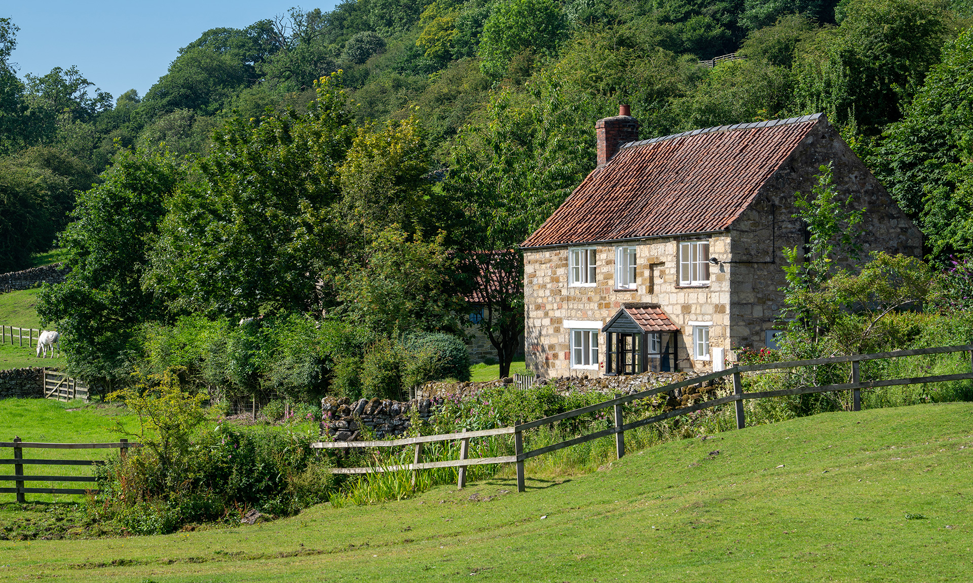 Are summer cottage holidays in the UK really running out for next year already?