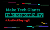 Two thirds don't trust tech giants to protect them against either scams, dangerous products, or fake reviews