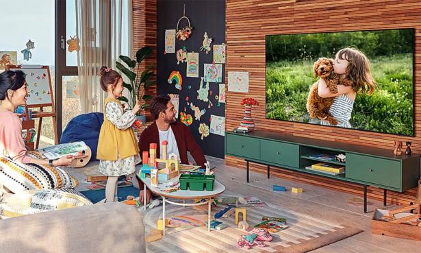 Samsung QE55Q60A 4K QLED TV