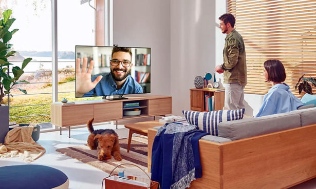 Samsung UE43AU9000 4K TV