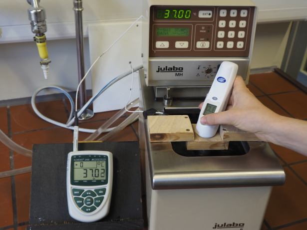 Which? testing digital thermometers