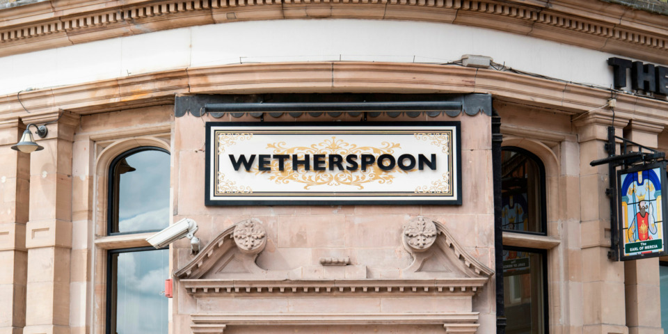Don't get scammed by this fake Wetherspoon meal voucher competition