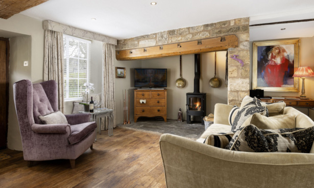 Hot tub cottage in the Cotswolds