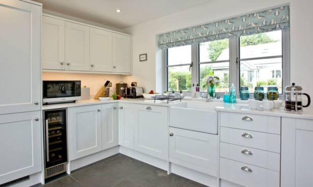 hot tub cottage in Port Isaac Cornwall