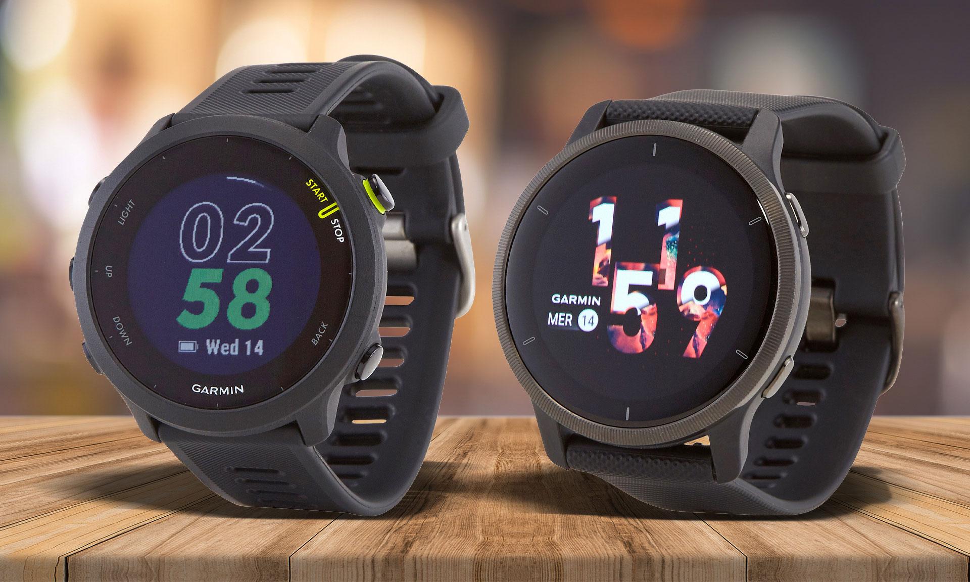 Venu 2 vs Forerunner 55: does Garmin's budget smartwatch cut too many corners? – Which? News