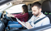 Inappropriate behaviour and booking nightmares: three in five have problems with their driving instructor
