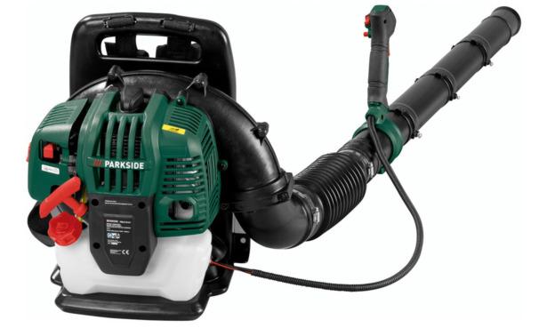 Image of Parkside Petrol Leaf Blower