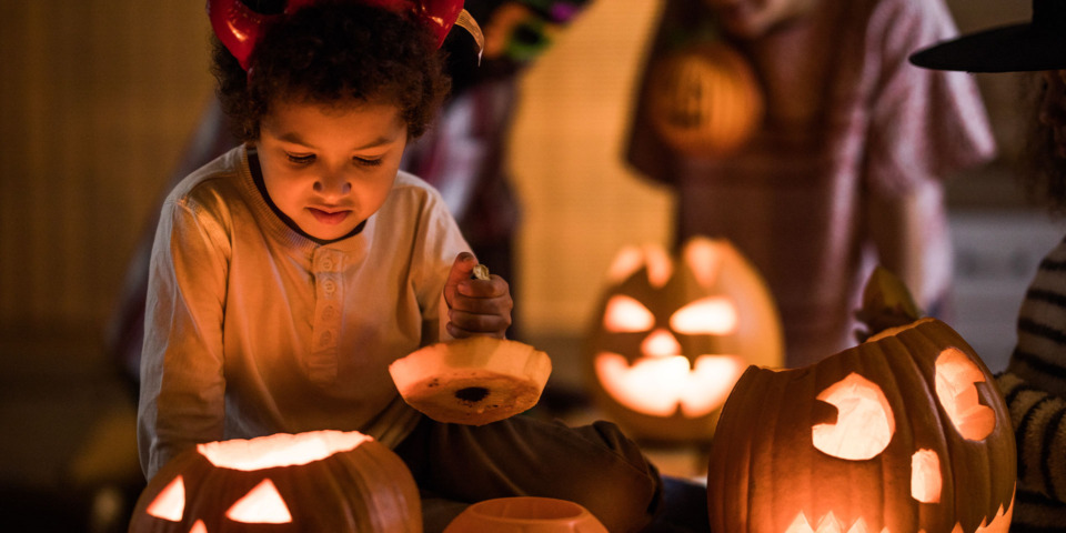 What's the best way to carve a pumpkin?