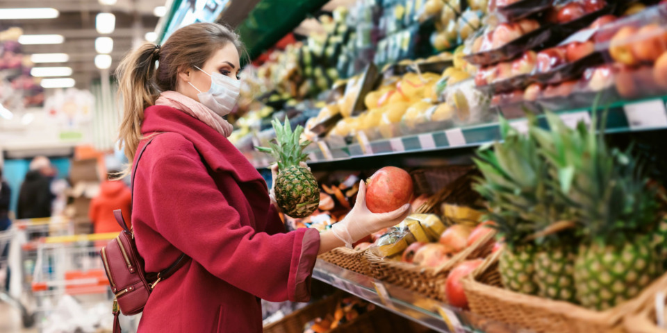 Which was the cheapest supermarket in September 2021?