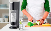 Is a Sodastream cheaper than buying sparkling water?