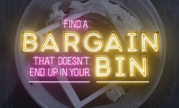 Neom lights say find a bargain that doesn't end up in your bin