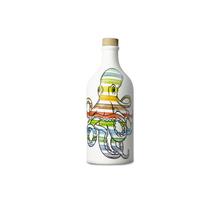Product: Olio evo fruttato orcio in ceramica polpo, thumbnail image