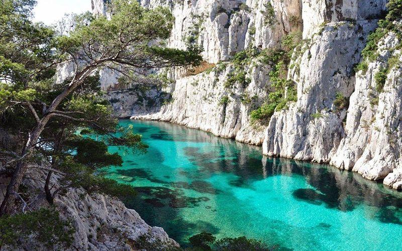 Национальный парк Каланк во Франции