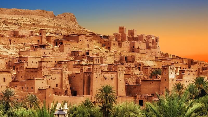 Уарзазат в Марокко