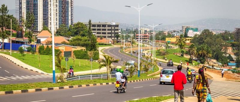 Кигали в Руанда