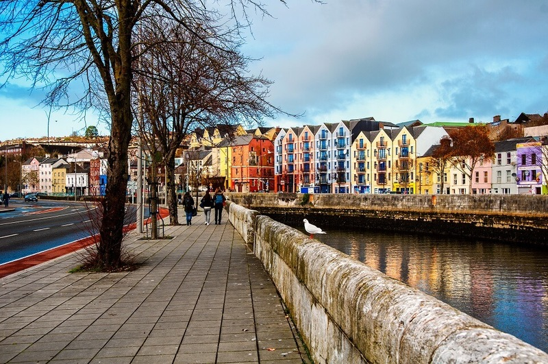Корк в Ирландии