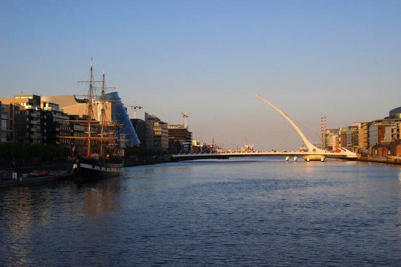 Дублин в Ирландии
