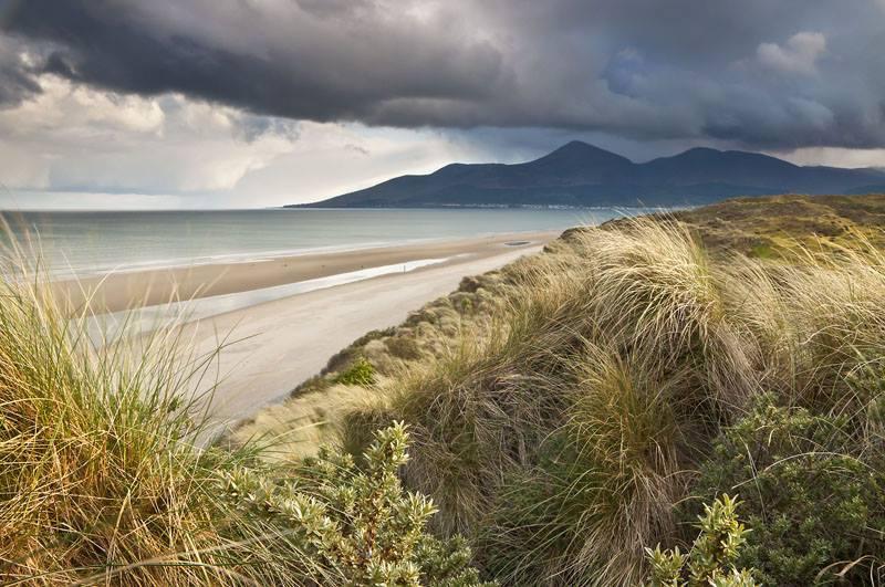 Murlough Beach в Ирландии