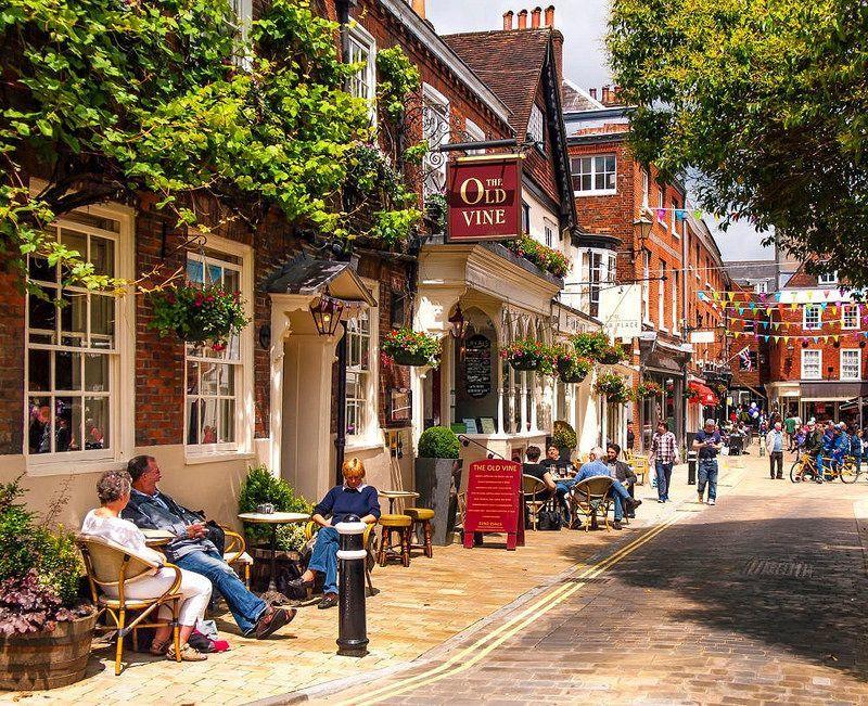 Уинчестер, Англия