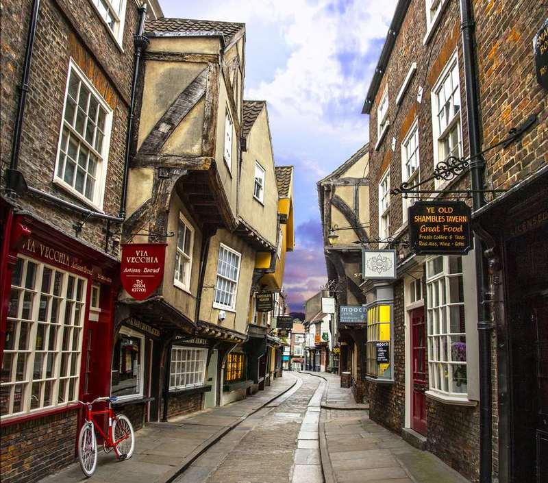 Йорк, Англия