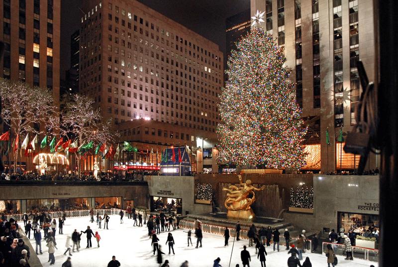 Главная Новогодняя елка