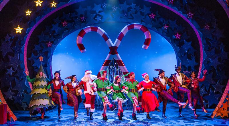 Главное Рождественское шоу