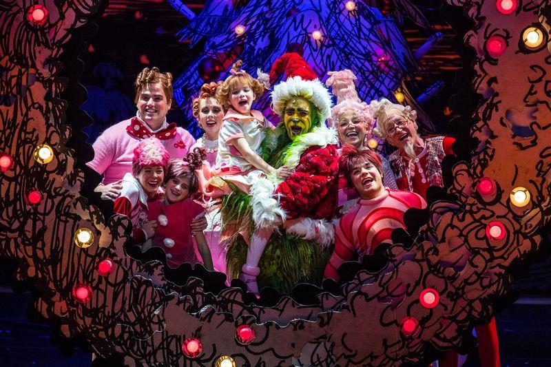 Мюзикл «Как мистер Гринч украл Рождество»