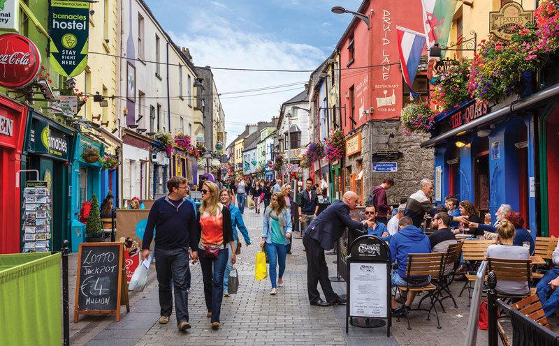 Голуэй в Ирландии