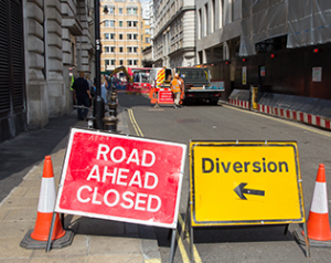 NRSWA-Signs-Road-Closed-Diversion
