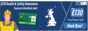 CITB Health & Safety Awareness - Dartfordf, Kent - Promotional Banner_1