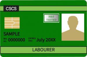 CSCS Labourer Card-100