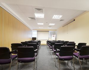 Manchester training room