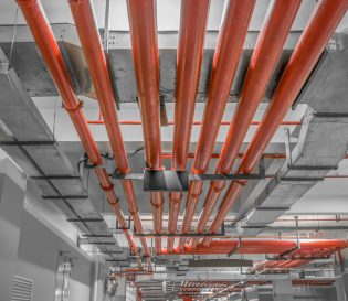 Utility pipes internal. EUSR Training and Courses.