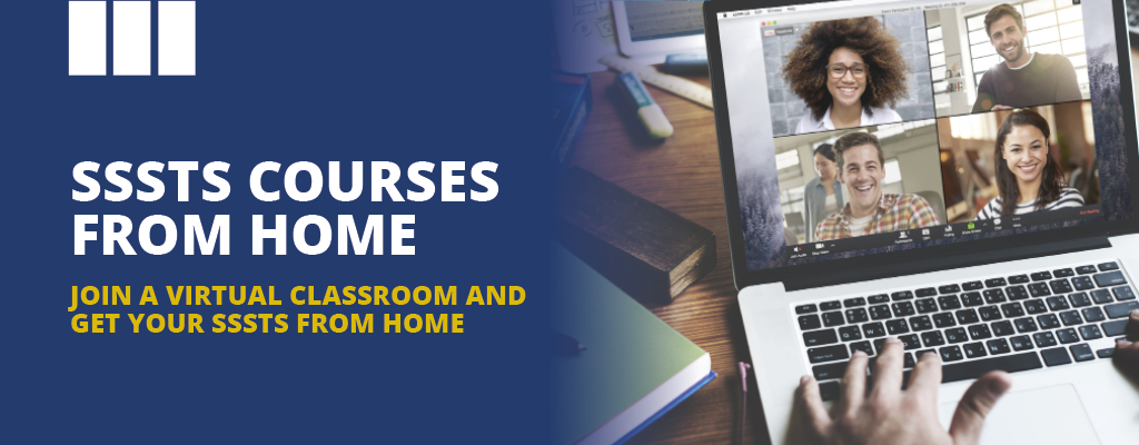 Virtual SSSTS courses, CITB courses remotely