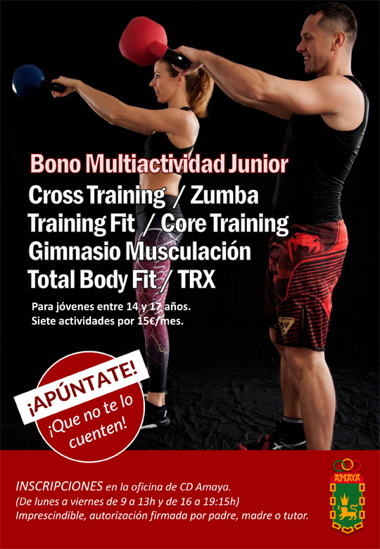 Bono Juniorb