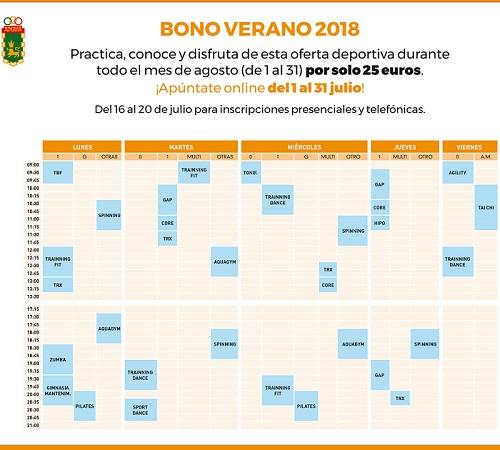 Bono Verano 18web